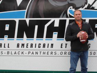 Benoit Sirouet président des Black Panthers