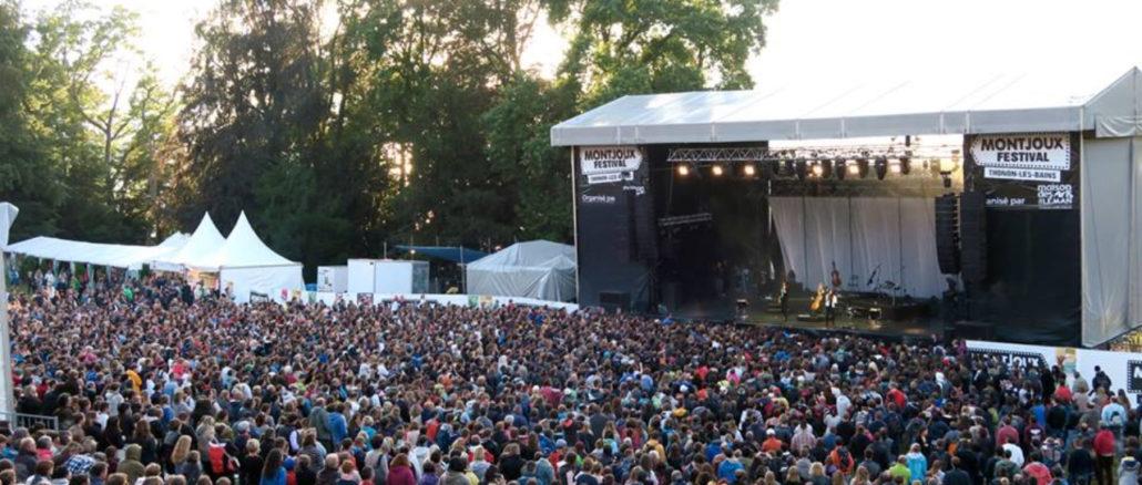 Annulation du festival de Montjoux 2021
